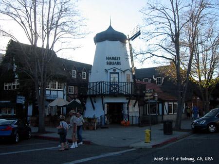 Hamlet广场