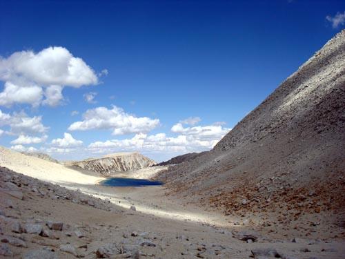 地球表面的一颗眼泪:Summit Lake。